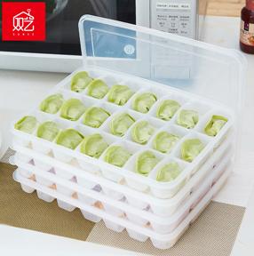 31302 Single layer dumpling box